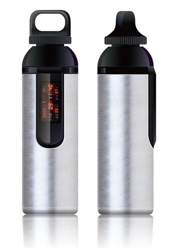 工业产品手绘 水壶