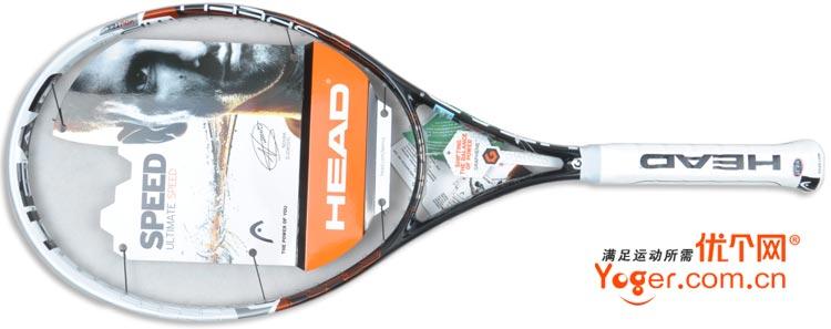 海德head youtekgraphenespeedmp230013网球拍,渴望胜利的黑武士刀
