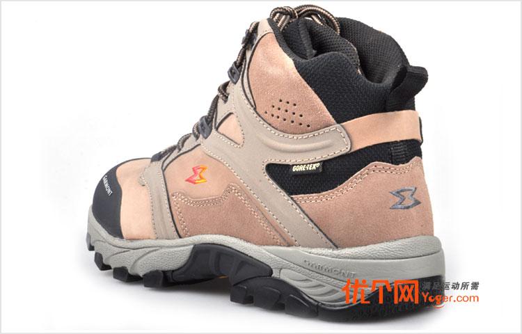 garmont new flash iii gtx 新闪电登山鞋|徒步鞋 鞋带: 鞋舌中部的