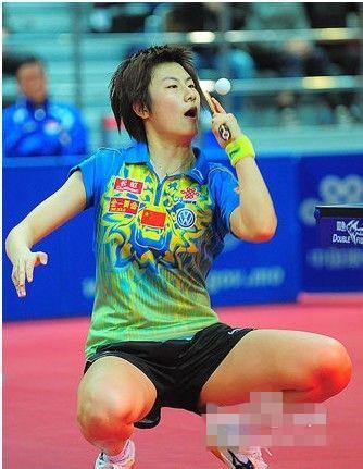 乒乓球发球技术 - 优个网
