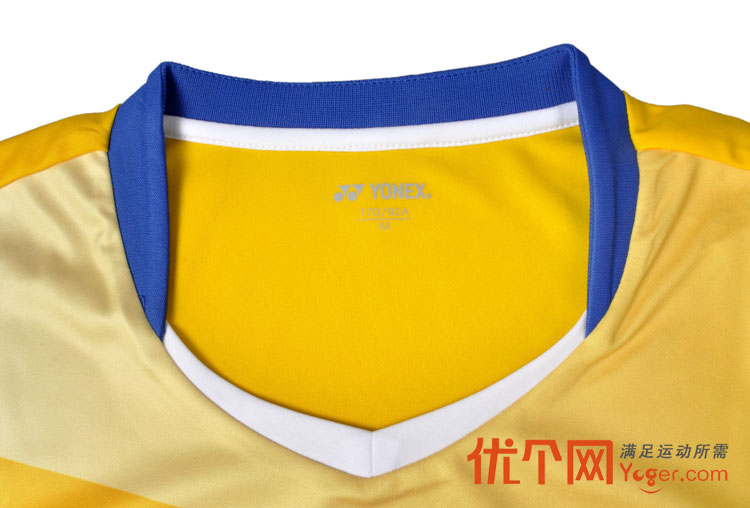 0-450羽毛球服(爆炸图案,瞬间点燃羽球激情)LOGO:-YONEX尤尼图片