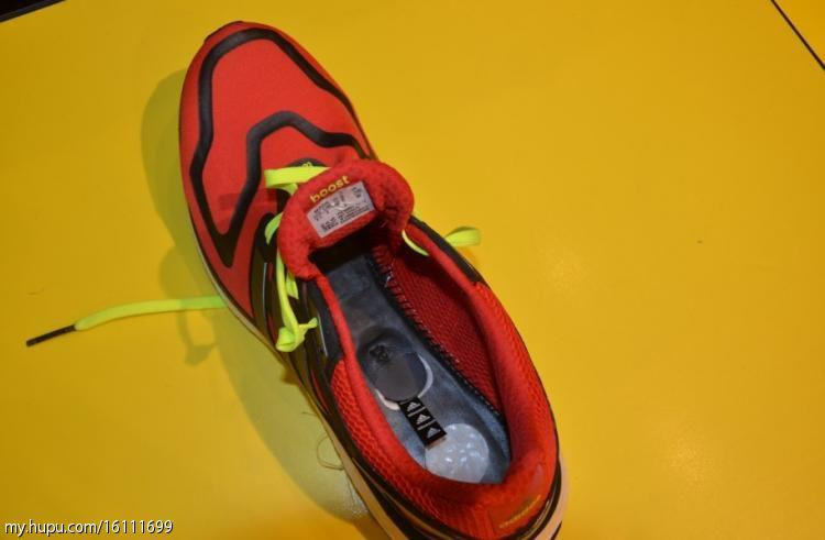 阿迪boost跑鞋测评