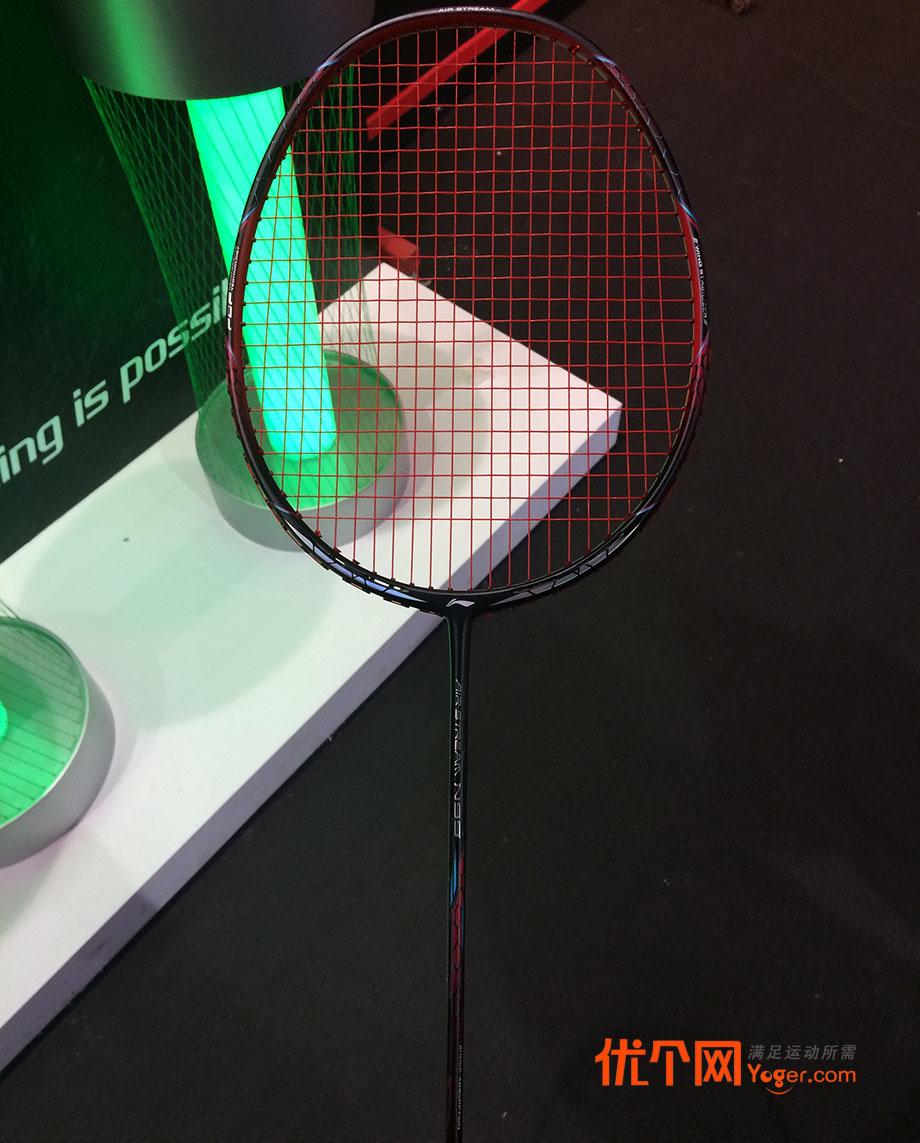 优个资讯 羽毛球资讯 羽毛球用品导购 李宁n99羽毛球拍新品解析(行业
