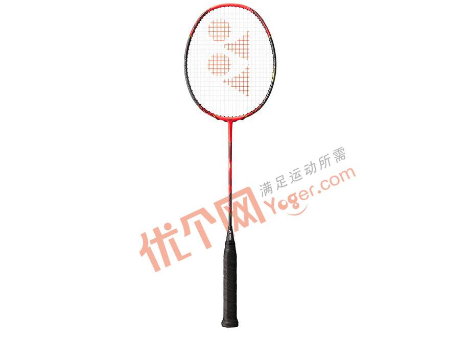 yonex尤尼克斯vt-zf2ld/vtzf2ld二代羽毛球拍(林丹新拍,红色款!)图片