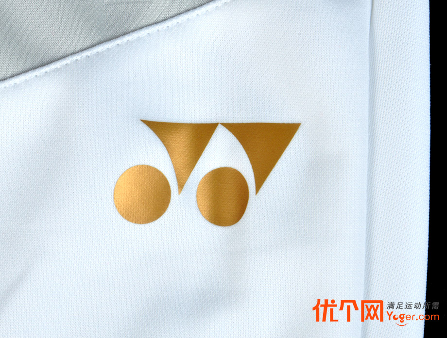 yonex尤尼克斯30002ldex运动长裤 白色(林丹新战袍) yonex logo图片