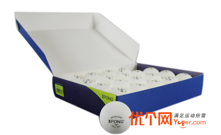 iPong乒乓球发球机始创于2009年,由美国专业乒乓球团队以设计一款低价位,高品质并且适用于家庭的发球机为理念而倾注研发。相交市面上专门为专业选手而设计的昂贵发球机,此款iPong发球机的推出,迅速以独特的外观,简易的操作,小巧便携的包装以及超高的性价比在北美市场走红并为广大乒乓球爱好者所喜爱。 2010年2月,iPong在纽约的Spin New York正式发布后得到广告乒乓球爱好者的青睐。更值得一提的是,iPong在推出的第一年,便受邀参加美国最有名的脱口秀节目Tonight Show以及Li