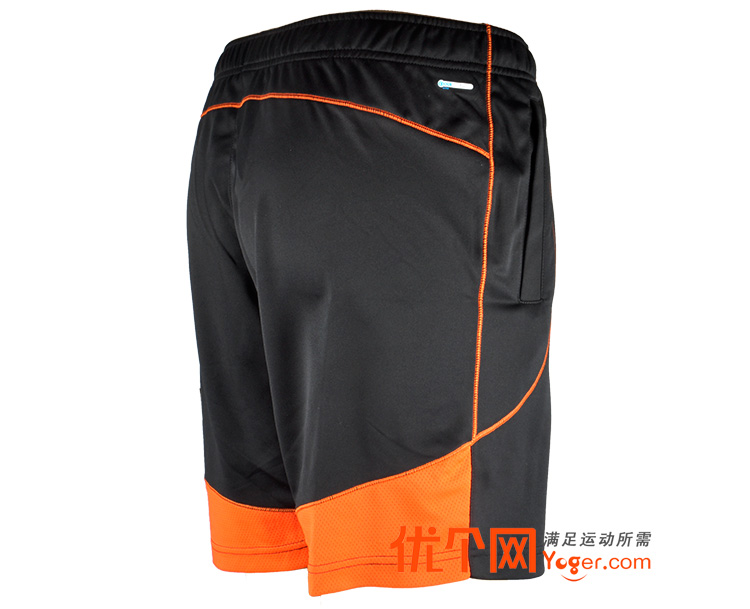 victor胜利r-5090c0男士黑白色羽毛球短裤(韩国国家羽毛球队大赛服!)