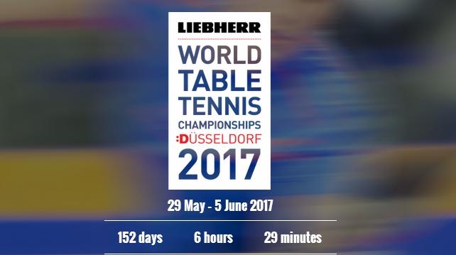 2017乒乓球世锦赛 2017年世乒赛 时间安排 比赛赛程表 世乒赛门票 全