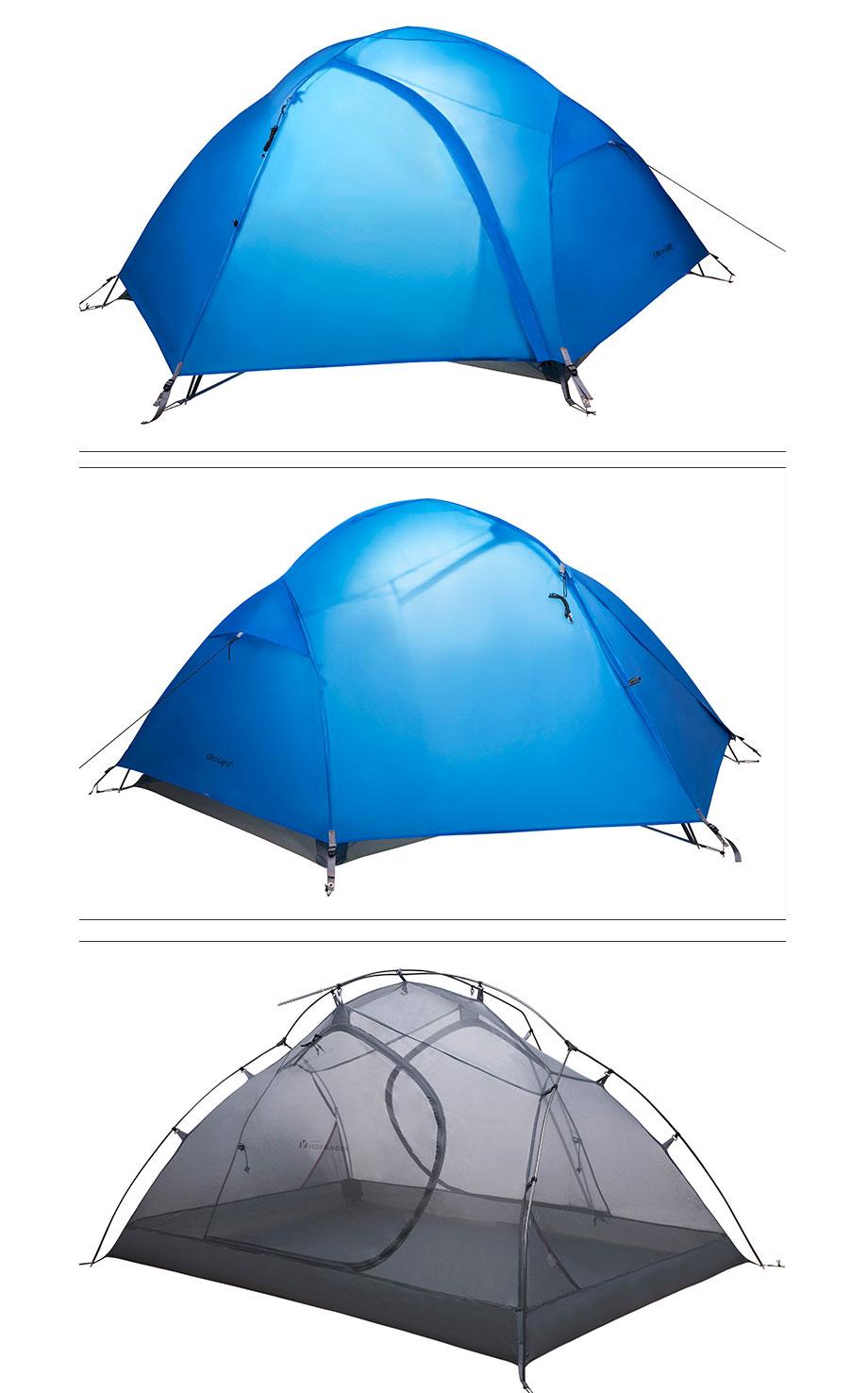 牧高笛帐篷天轩2