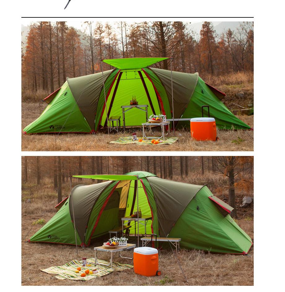 牧高笛帐篷