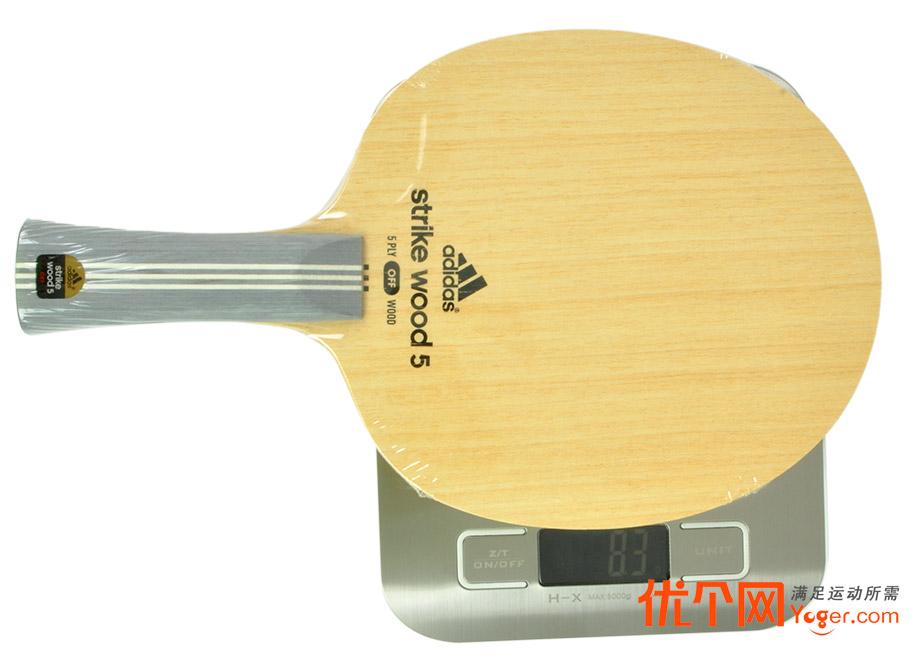 阿迪达斯乒乓底板SW5(AGF-12556)潜水说些什么呢图片