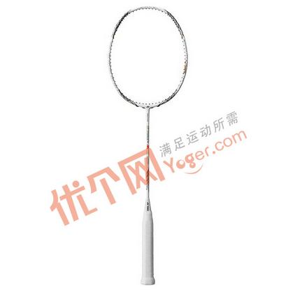 白色版林丹VT-ZF2羽毛球拍