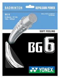 yonex BG6羽毛球线