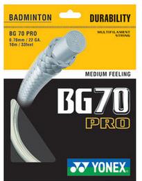 yonex BG70羽毛球线