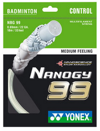 yonex BG99羽毛球线