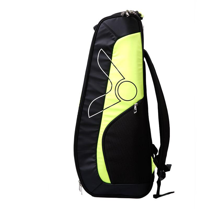 �g�r|_胜利victor羽毛球包 br7007g 双肩背包 绿色