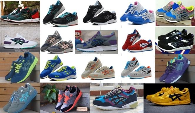 运动鞋什么牌子好