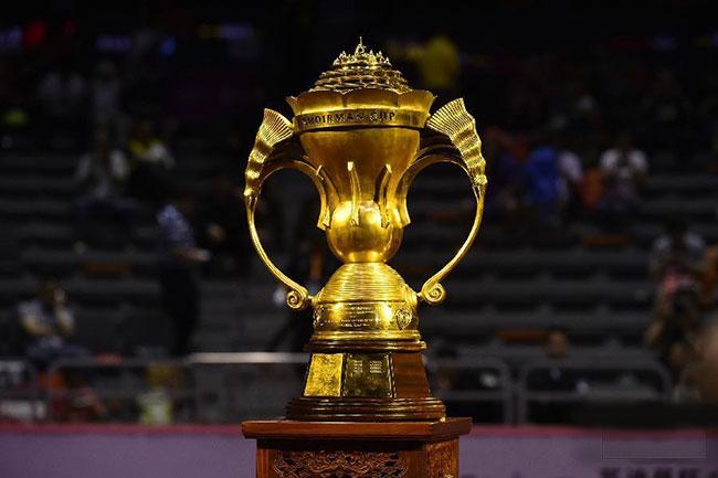 2017苏迪曼杯