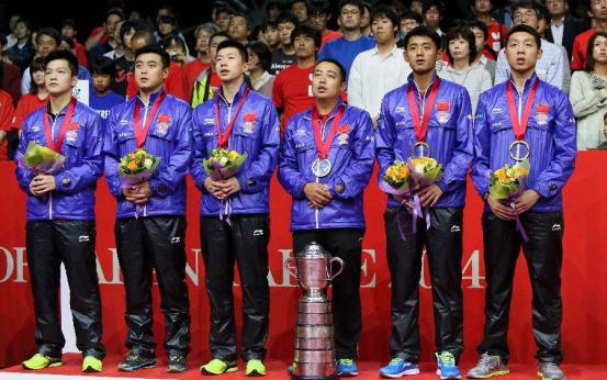 2017世乒赛名单