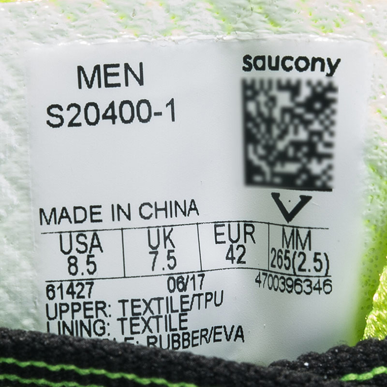 Saucony圣康尼跑鞋