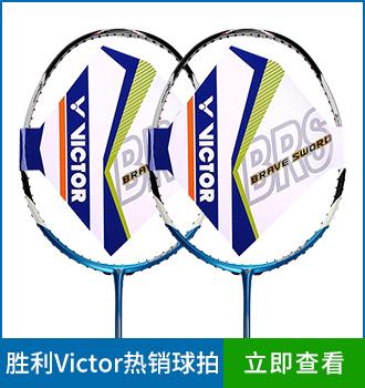 胜利热销羽毛球拍