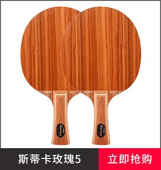 斯蒂卡乒乓球拍品牌-玫瑰5