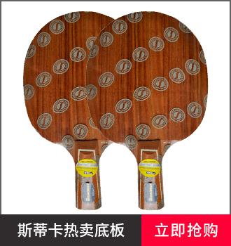 热卖斯蒂卡乒乓球拍