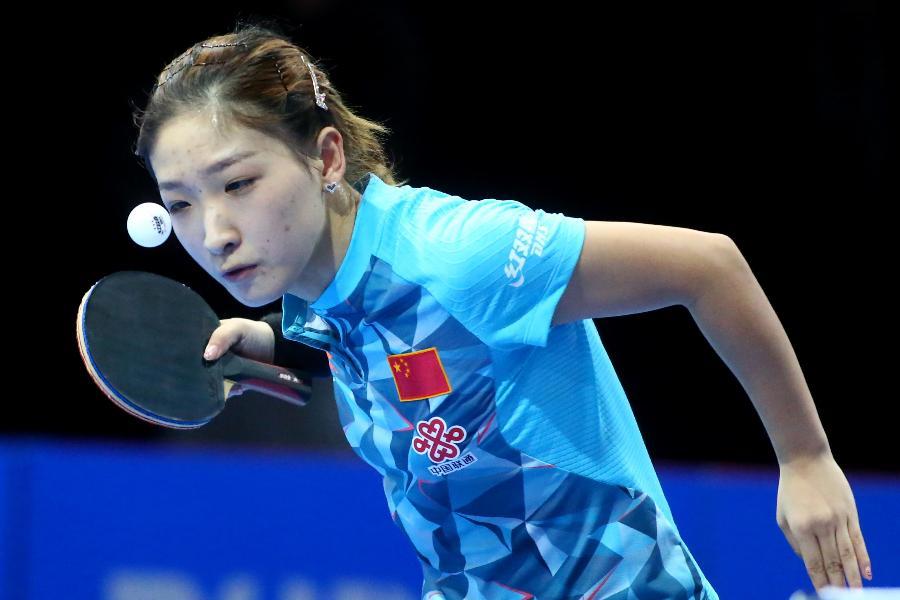 2018世界乒乓球锦标赛CCTV5电视直播