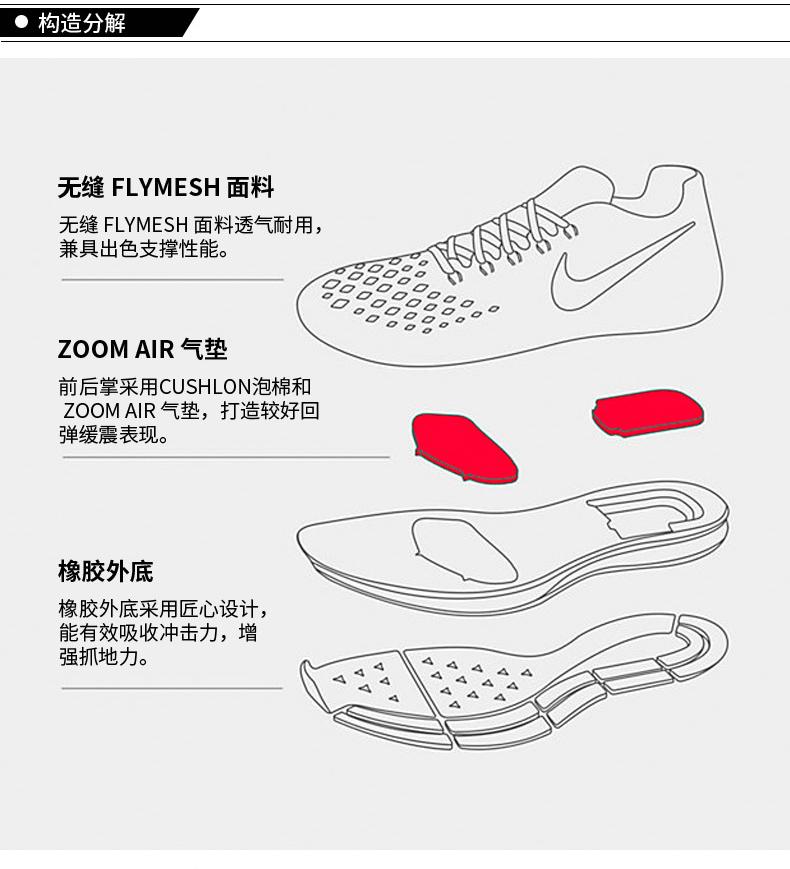 耐克NIKE飞马跑步鞋详情图6