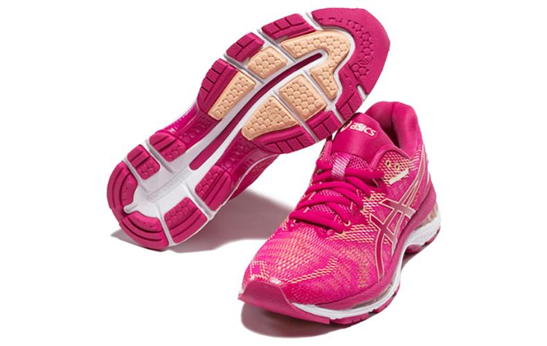 ASICS NIMBUS 20跑步鞋详情图15