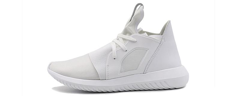 阿迪达斯Adidas小椰子Tubular defiant w女款跑步鞋详情图4