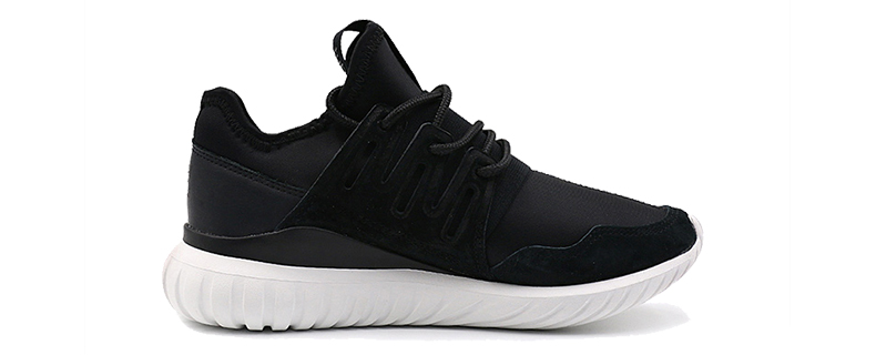 Adidas三叶草小椰子Tubular男女跑鞋详情表5
