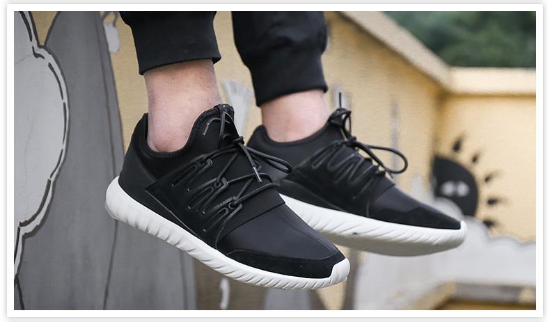 Adidas三叶草小椰子Tubular男女跑鞋详情表2