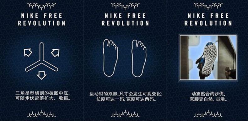耐克NIKE赤足5.0跑步鞋详情图9