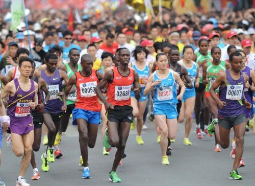 2018重庆马拉松时间表 2018重庆国际马拉松赛路线图