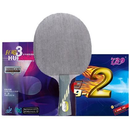 乒乓球拍错误搭配的五种类型 乒乓球拍怎么搭配 乒乓球拍搭配
