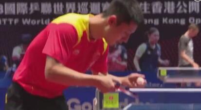 2018乒乓球香港公开赛,看点,时间赛程表