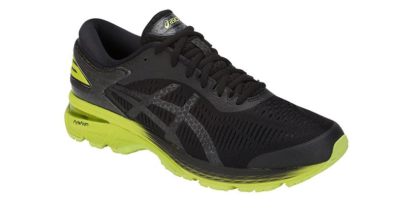 亚瑟士K25男款跑鞋黑色图片2