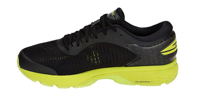 亚瑟士K25男款跑鞋黑色图片4