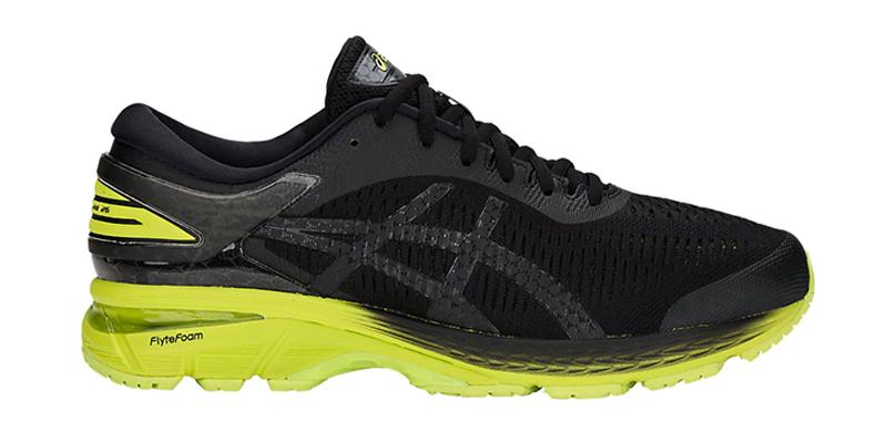 亚瑟士K25男款跑鞋黑色图片1