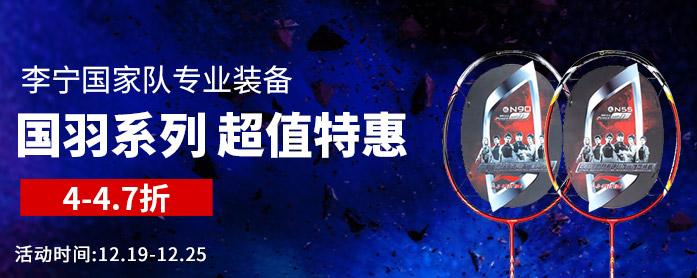 国羽系列 超值特惠李宁国家队专业装备 4