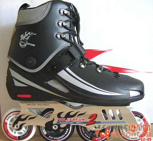 专业平花轮滑鞋_旋风2号专业平花轮滑鞋-成人轮滑鞋-优个网