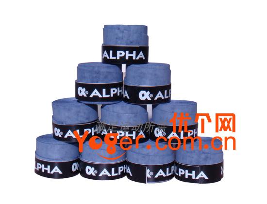 Alpha阿尔法专业磨砂型手胶/吸汗带