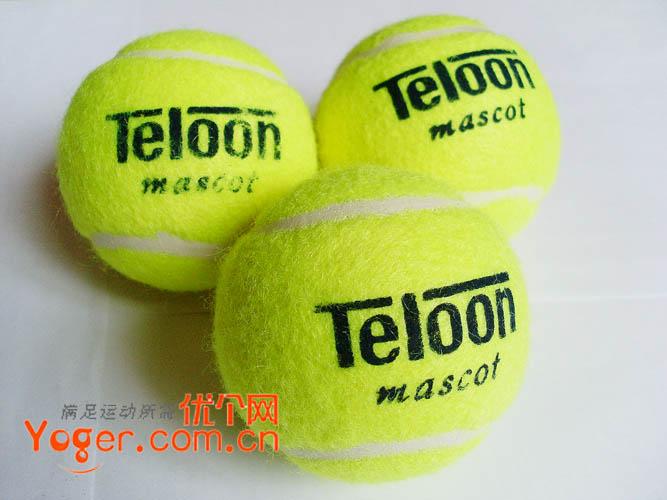 Teloon天龙801 mascot 训练网球