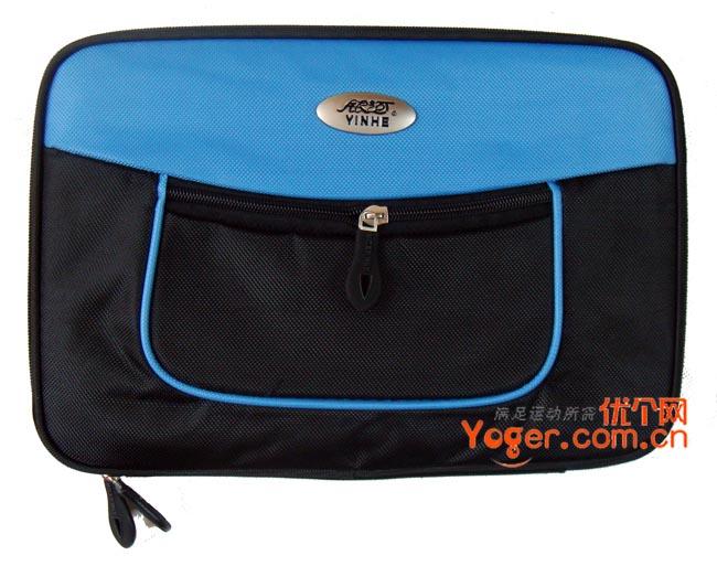 银河YINHE8035乒乓球 乒乓球包- 双拍套(更大空间 更贴心保护)