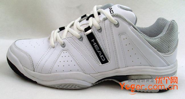 HEAD海德 0073-0190 男子专业网球鞋,网球鞋中的挑战者2主战坦克