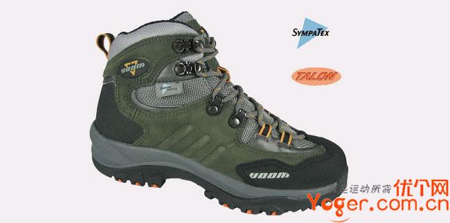 博恩奥德VOOM 107登山鞋(经典款式)