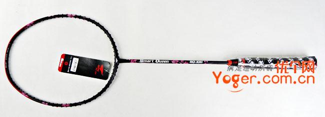SOTX 王晨专用系列SQ-108羽毛球拍,女士高级拍,加长版