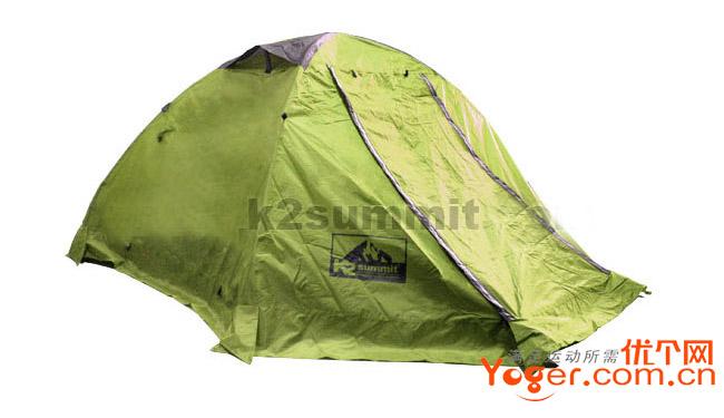 凯图巅峰k2summit AERE双人四季帐篷 双层帐 Cb12
