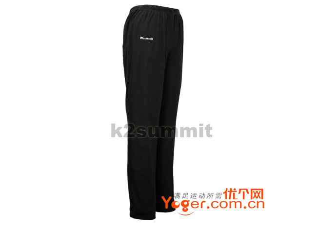 K2凯图 轻薄抓绒裤中性款 Ad08